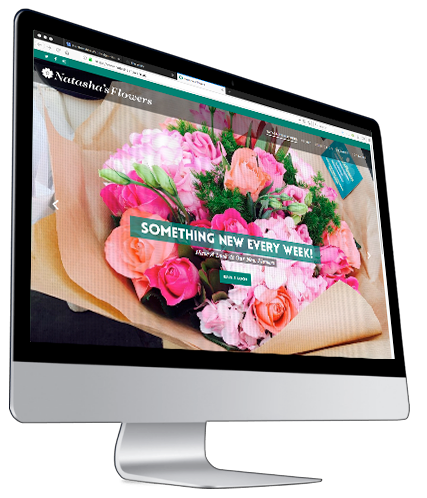 Natashas Flowers Website Mac