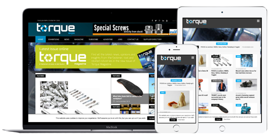 Torque Expo Website Mobile