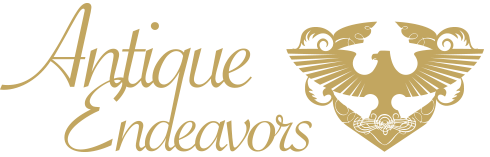 Antique Endeavours gold Logo