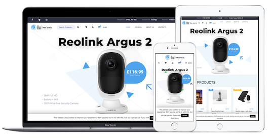Home Security Cams Mobile