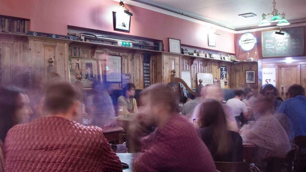 SEO and the Pub analogy
