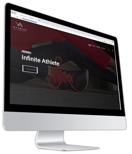 Infinite Athletic Development iMac